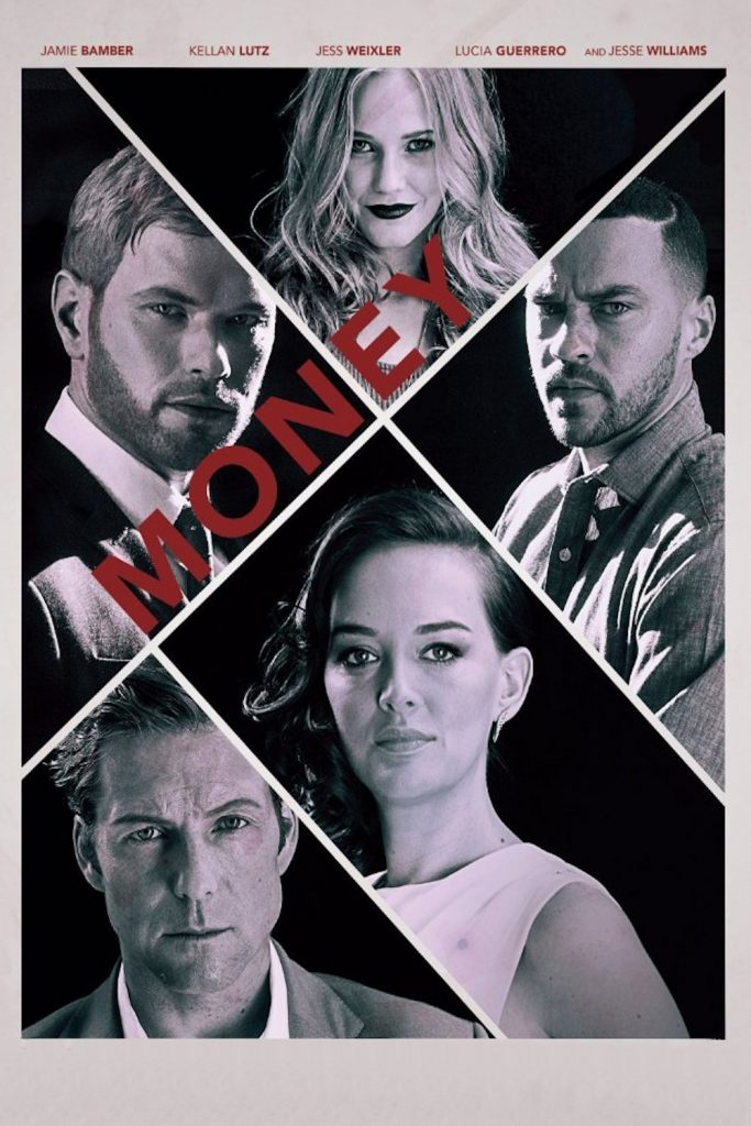 "Poster for the movie ""Money"""
