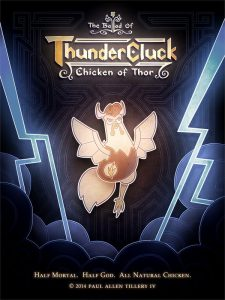 Thundercluck: Chicken of Thor