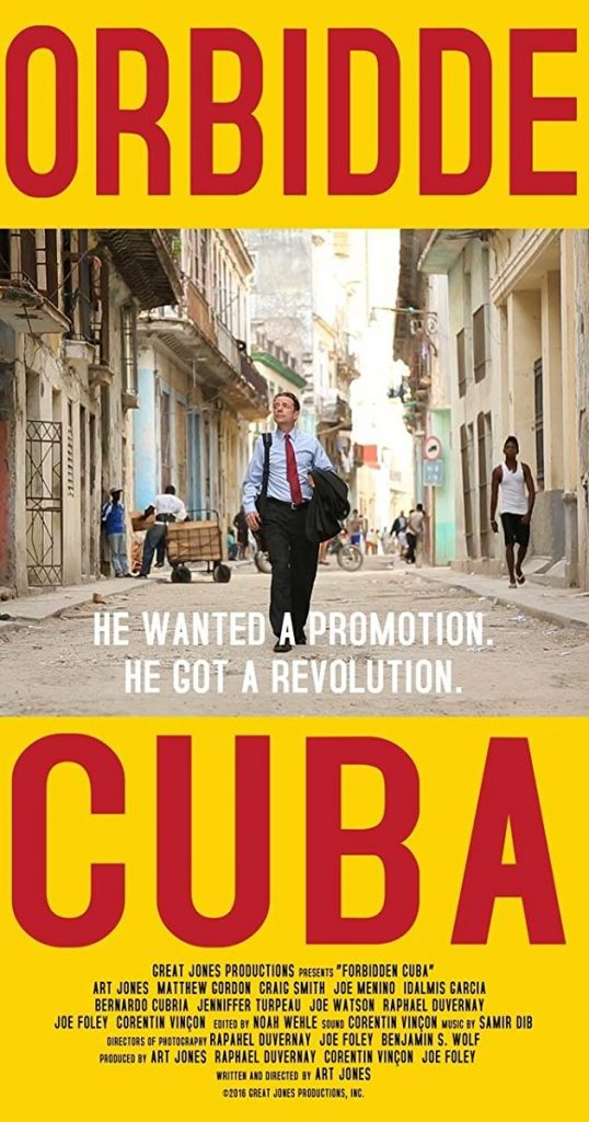 Forbidden Cuba