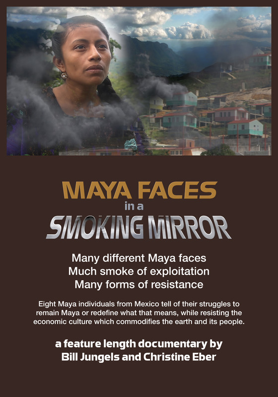 Maya Faces in a Smoking Mirror