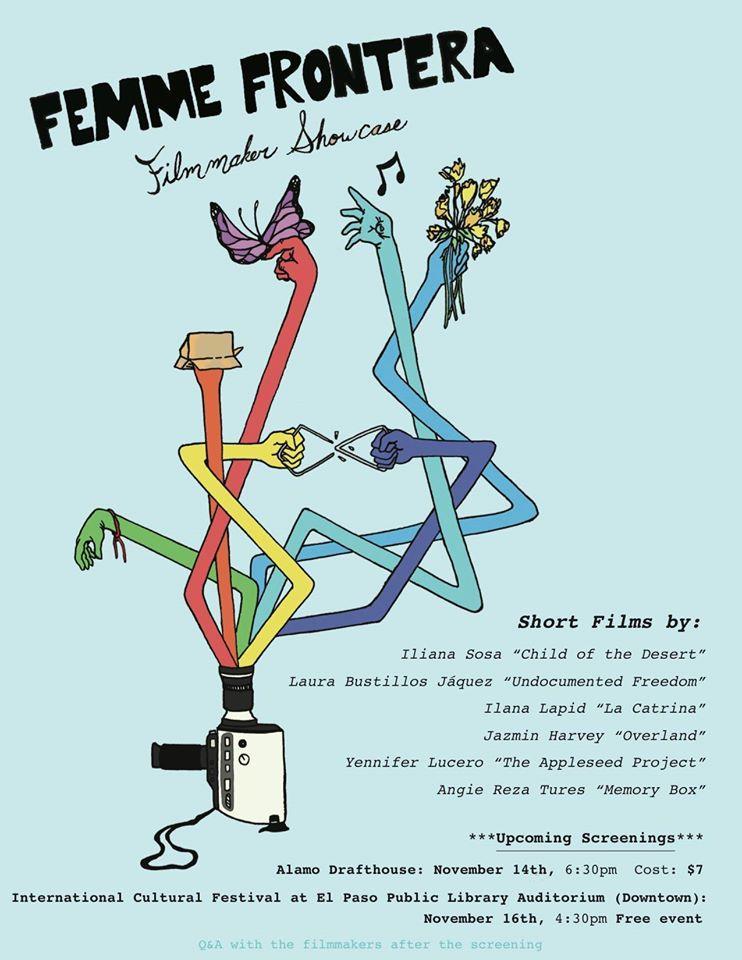 Femme Frontera 2016 Showcase Las Cruces International Film