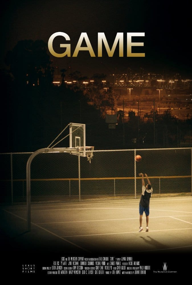 "Poster for the movie ""Game"""