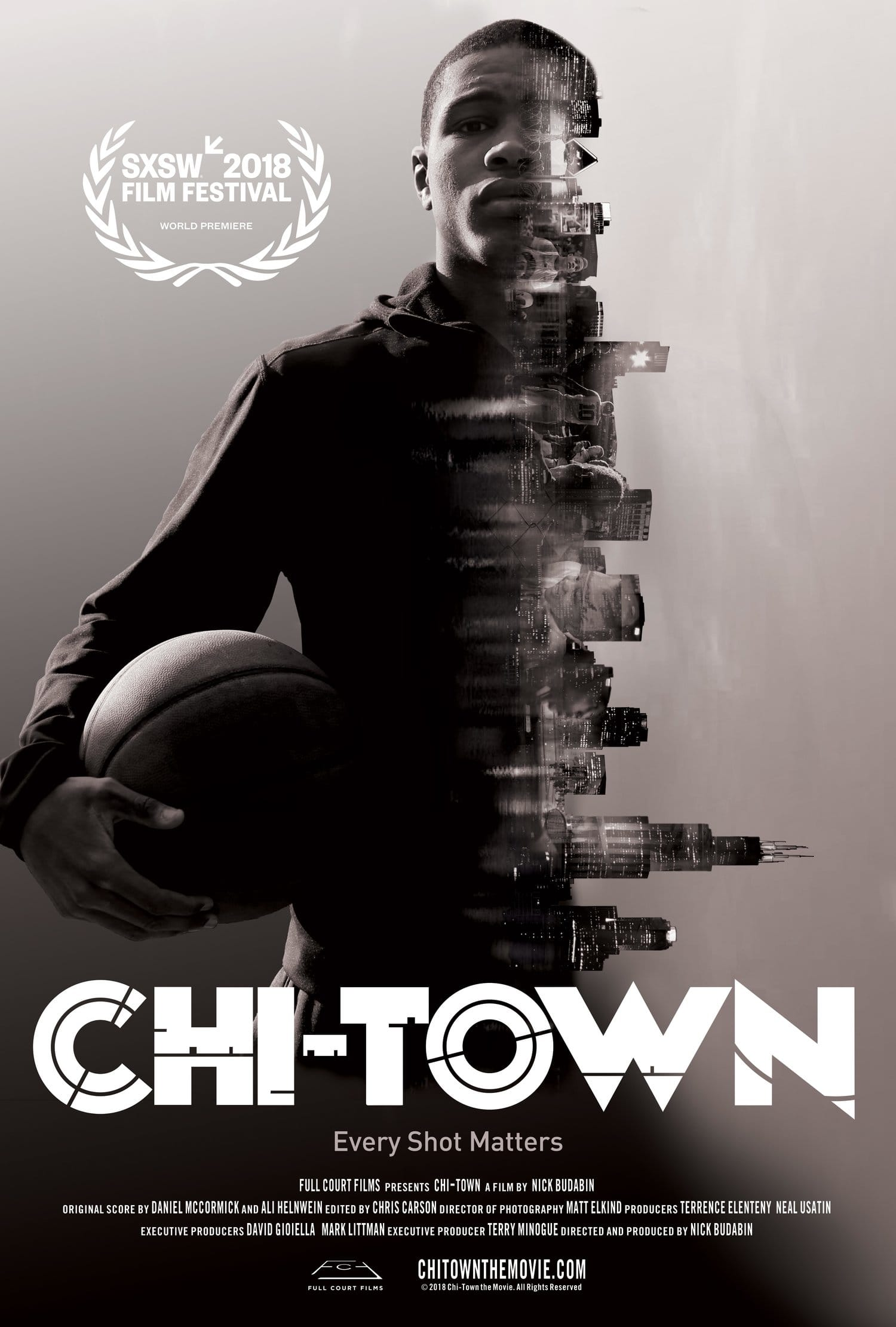 "Poster for the movie ""Chi-Town"""