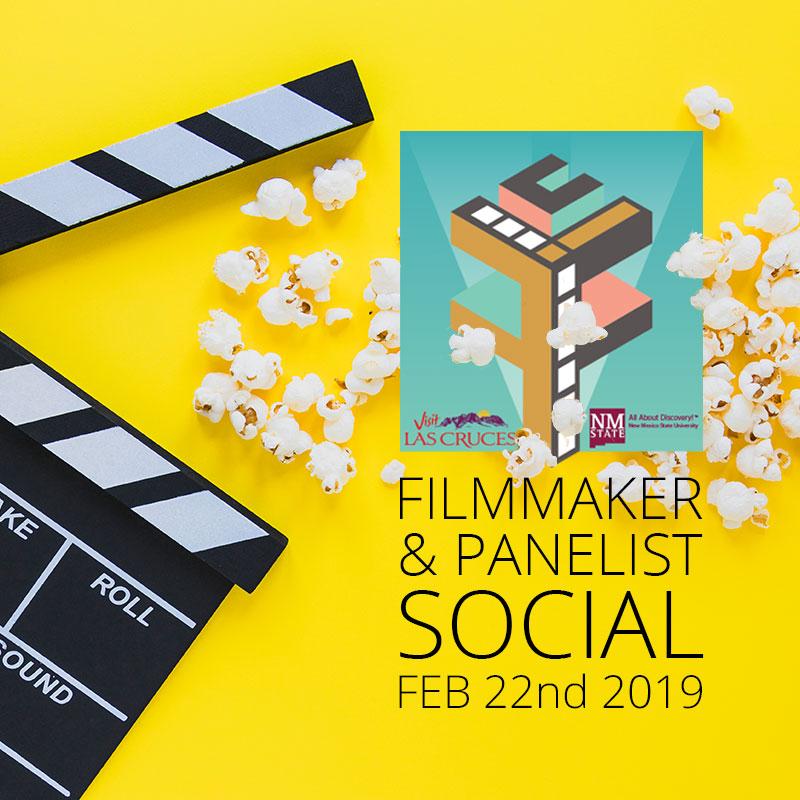 VIP, Filmmaker & Panelist Social Feb. 22nd 20119
