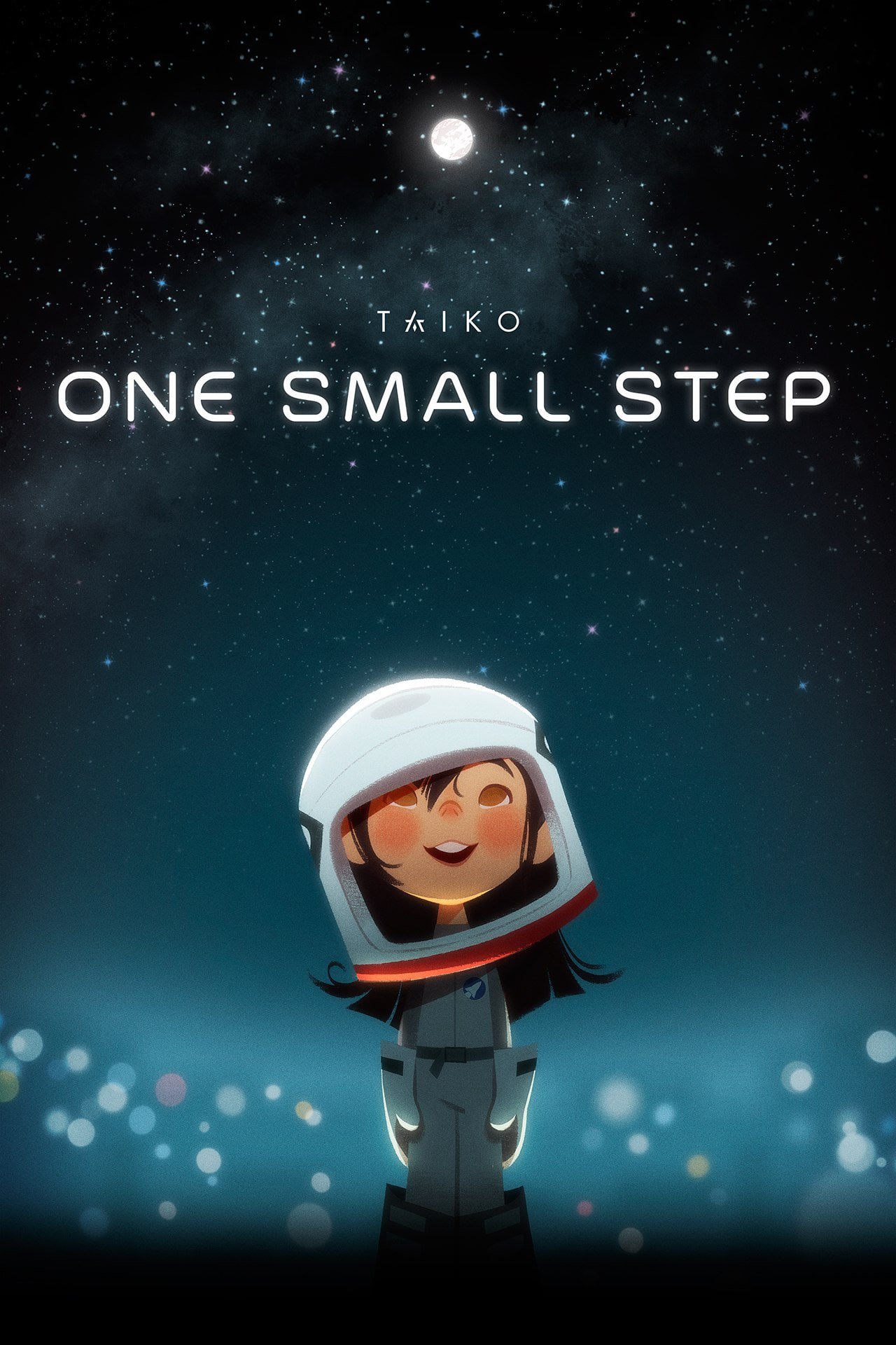 """Poster for the movie """"One Small Step"""""""