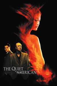 "Poster for the movie ""The Quiet American"""