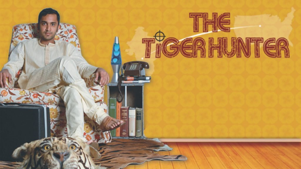 THE TIGER HUNTER selected as Opening Night Film