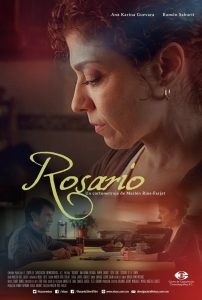 """Poster for the movie """"Rosario"""""""
