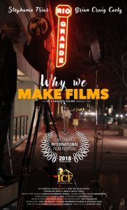 Why We Make Films