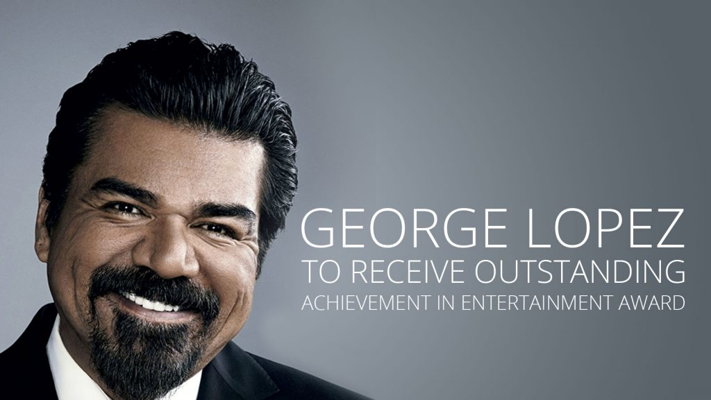 George Lopez to Receive Award at 2019 Las Cruces International Film Festival