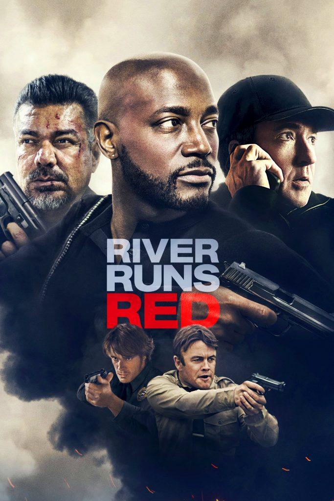 "Poster for the movie ""River Runs Red"""