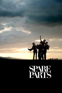"Poster for the movie ""Spare Parts"""