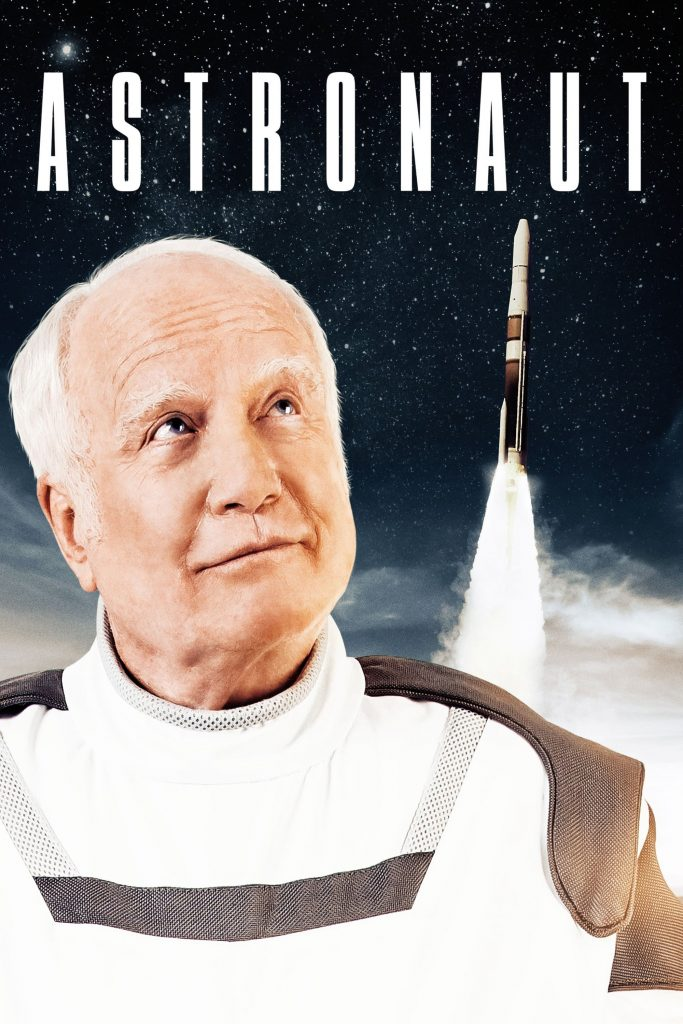 "Poster for the movie ""Astronaut"""