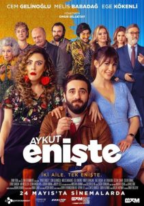 "Poster for the movie ""Aykut Enişte"""