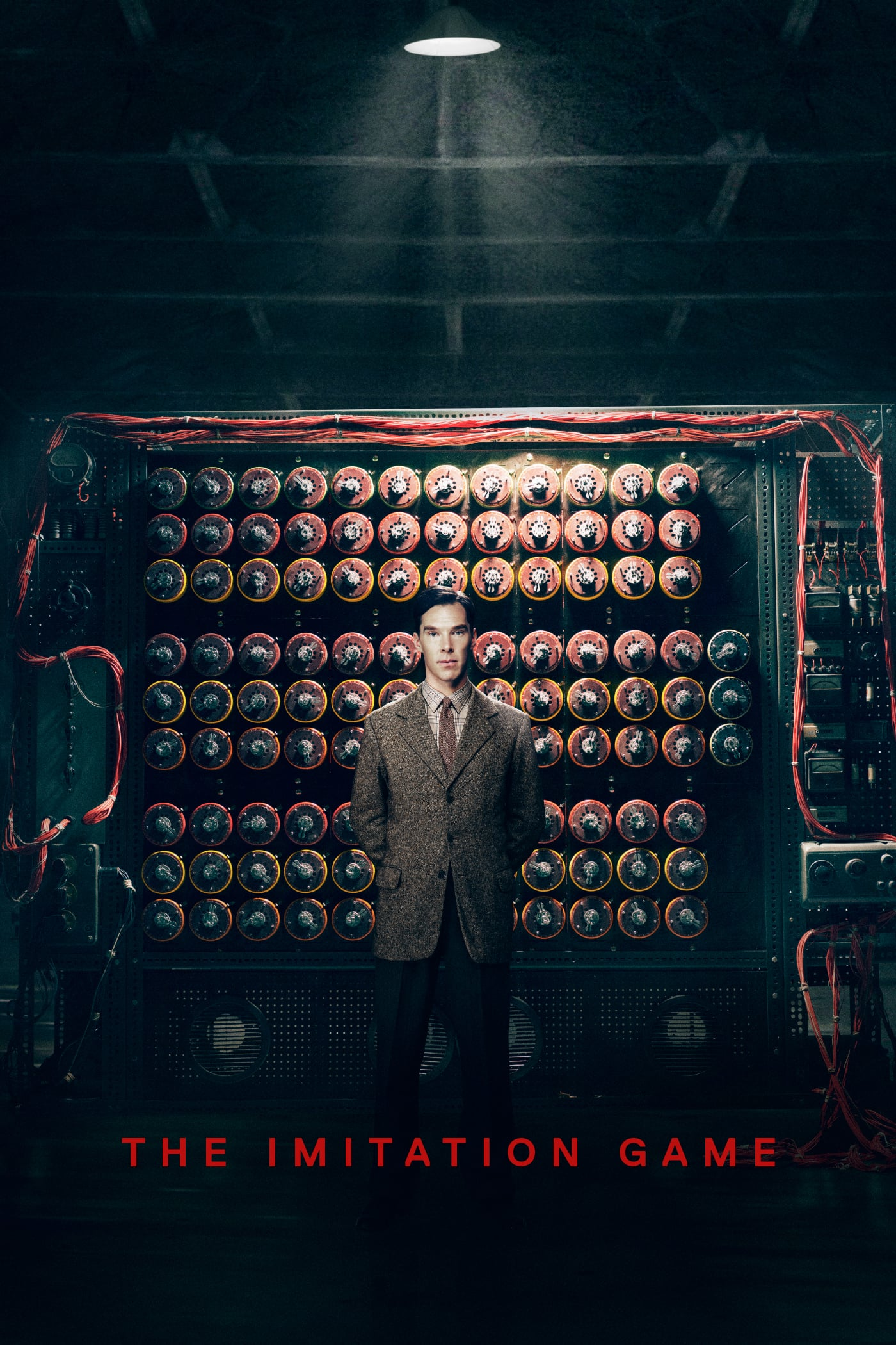 "Poster for the movie ""The Imitation Game"""